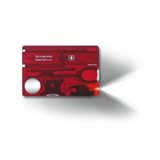 Nôž Victorinox SwissCard Lite 0.7300.T