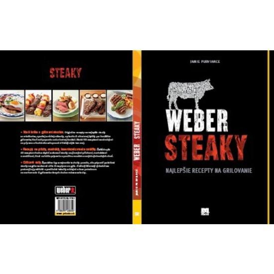 Weber grilovanie steaky SK