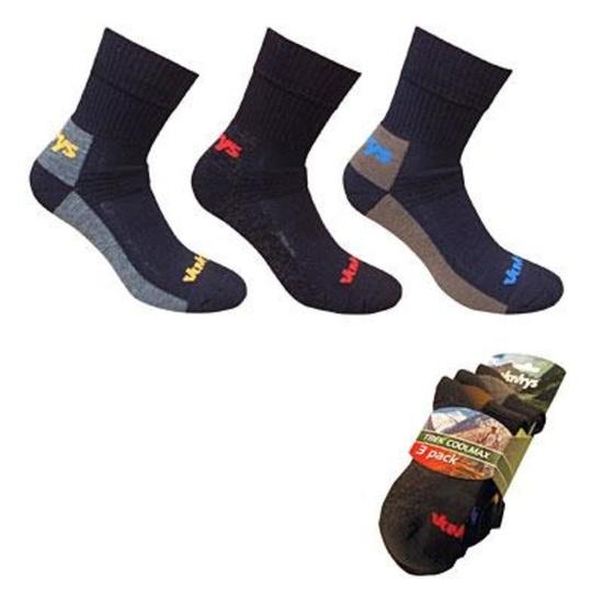 Ponožky Vavrys Trek Coolmax