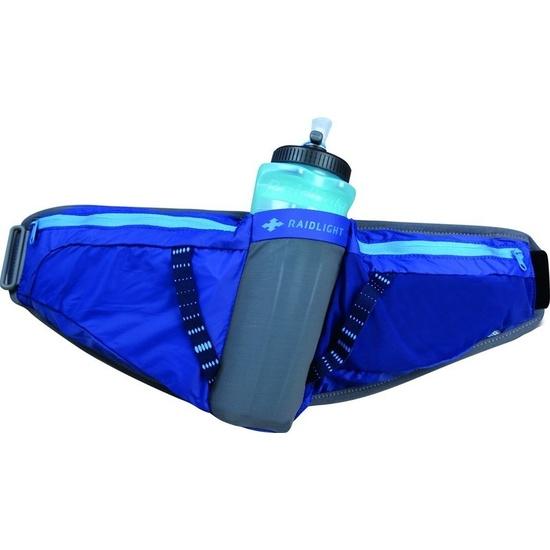 Bežecká ľadvinka s fliaš Raidlight Activ 600 Belt Dark Blue