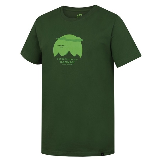 Tričko HANNAH Rondon treetop