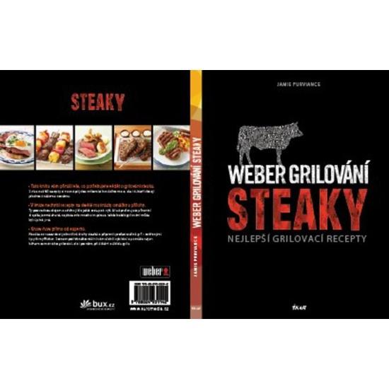 Weber grilovanie steaky CZ
