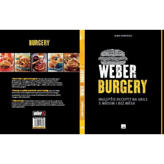 Weber grilovanie burgery SK