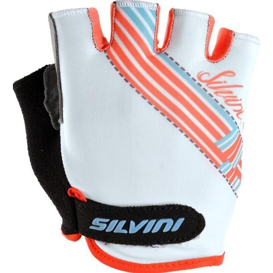 Dámske rukavice Silvini CARONIE WA1018 white