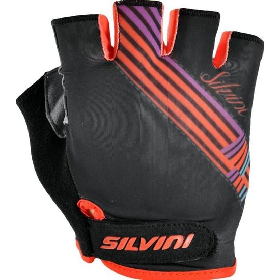 Dámske rukavice Silvini CARONIE WA1018 black