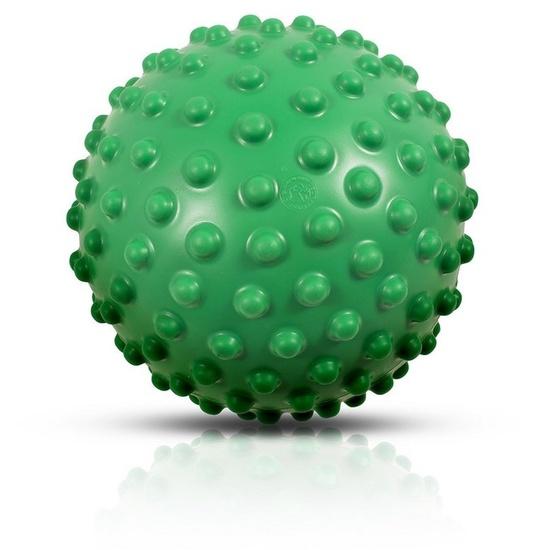 Lopta Yate Akuball, 20cm, ihla, zelený