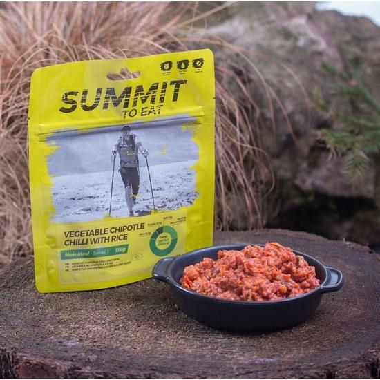 Summit To Eat vegetariánskej jalapeno s ryžou 805100