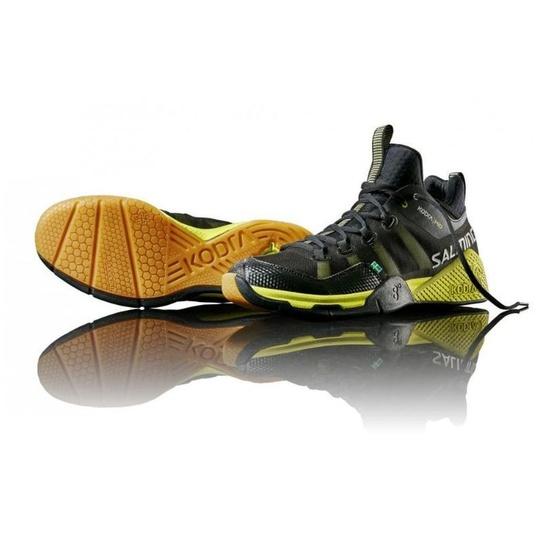 Topánky Salming Kobra Mid Black/Yellow