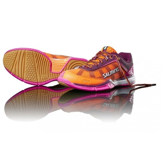 Topánky Salming Viper 4 Women Purple / Orange