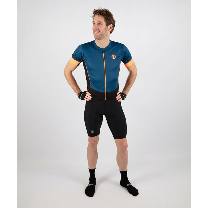 Pánske cyklo kraťasy Rogelli Basic de Luxe 002.600