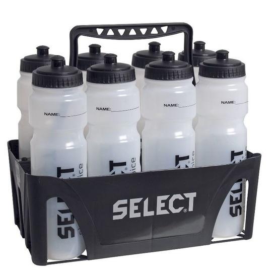 Box na fľaše Select Bottle carrier Select čierna