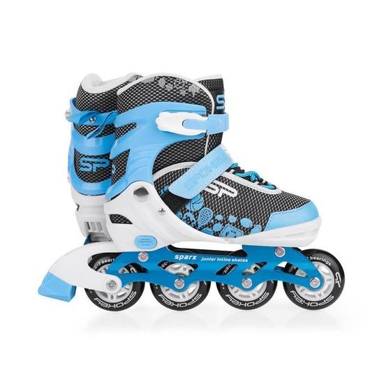 Kolieskové korčule Spokey Sparx modré
