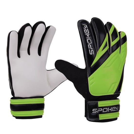 Spokey HOLD brankárske rukavice zelené
