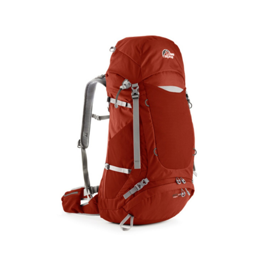 Batoh Lowe Alpine AirZone Trek+ 45:55 Oxide