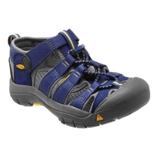 Sandále Keen Newport H2 Jr, blue depths / gargoyle