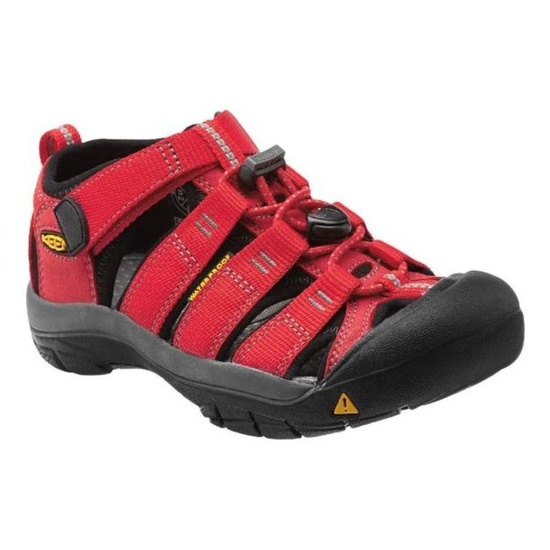 Sandále Keen Newport H2 Jr, ribbon red / gargoyle