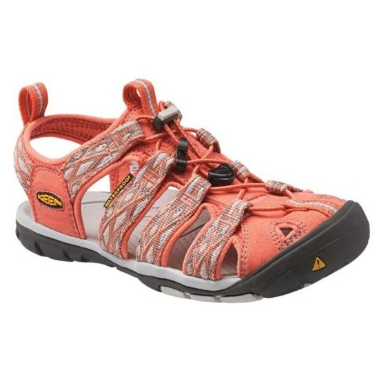 Sandále Keen CLEARWATER CNX W, fusion coral / vapor