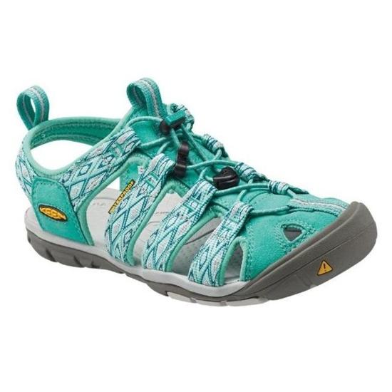 Sandále Keen CLEARWATER CNX W, lagoon / vapor