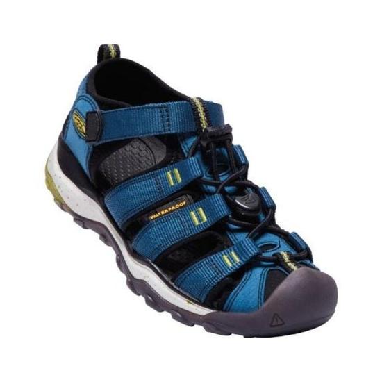 Sandále Keen NEWPORT NEO H2 K, legion blue / moss