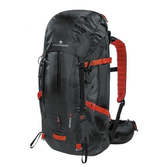 Nepremokavý batoh Ferrino Dry Hike 48+5 black 75207