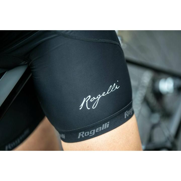 Dámske cyklistické kraťasy Rogelli BASIC DE LUXE WOMEN 002.620