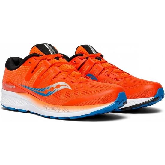 Pánske bežecké topánky Saucony Ride iso Org / Blu