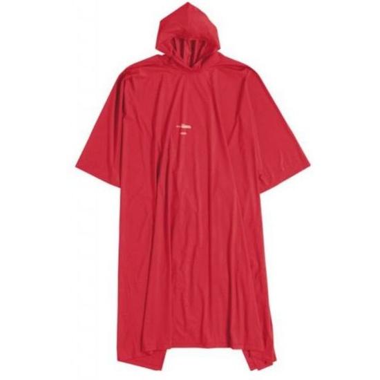 Pončo Ferrino Poncho Junior 65162 farba : červená