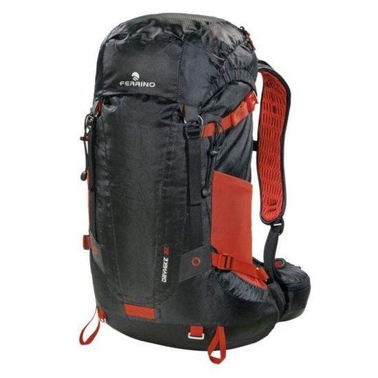 Nepremokavý batoh Ferrino Dry Hike 32 black