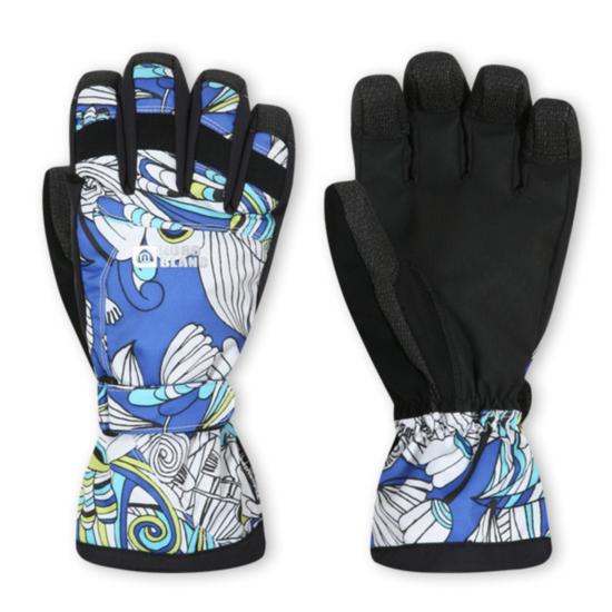 Dámske rukavice NORDBLANC NBWG2936_MDG