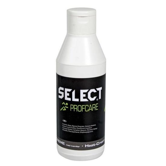 hrejivý krém Select Heat cream with camphor biela 250 ml