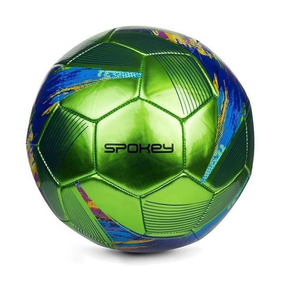 Futbalový lopta Spokey PRODIGY zelený, veľ. 5