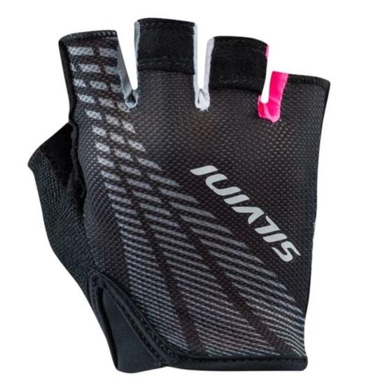 Dámske rukavice Silvini Team WA1414 black