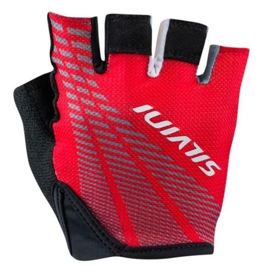 Pánske rukavice Silvini TEAM MA1412 red