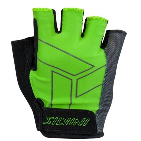 Pánske rukavice Silvini Liro MA1444 green
