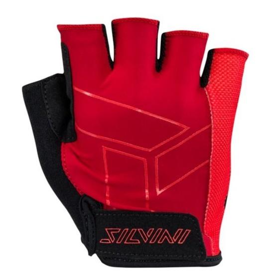 Pánske rukavice Silvini Liro MA1444 red