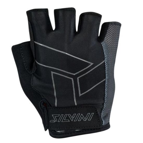 Pánske rukavice Silvini Liro MA1444 black