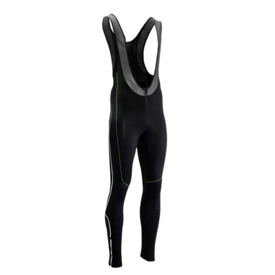 Pánske elastické nohavice Silvini MOVENZA MP1320 black green