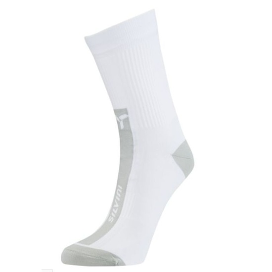 Cyklistické ponožky Silvini Allare UA1233 white