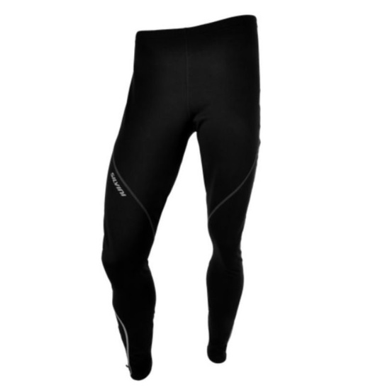 Pánske elastické nohavice Silvini MOVENZA MP53P black