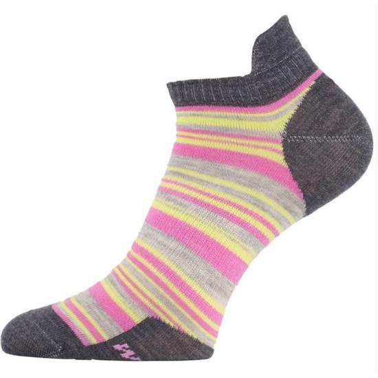 Ponožky Lasting WWS 504 ružové