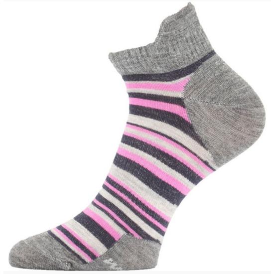 Ponožky Lasting WWS 804 ružové