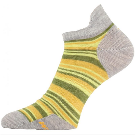 Ponožky Lasting WWS 806 žlté