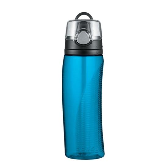 hydratačný fľaša s počítadlom Thermos Šport svetlo modrá 320011