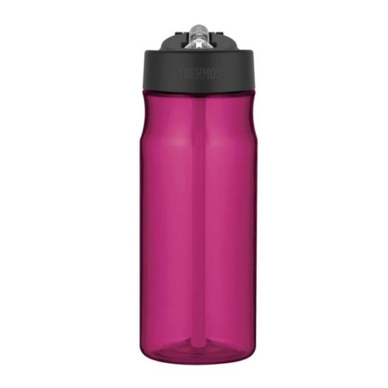 hydratačný fľaša s slamkou Thermos Šport purpurová 320120