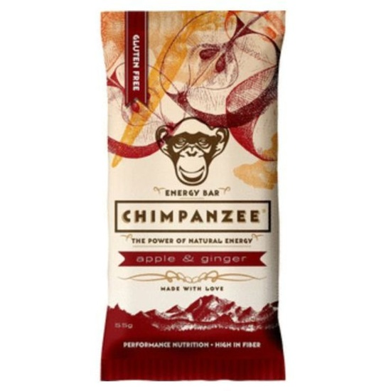 CHIMPANZEE BOX ENERGY BAR Apple