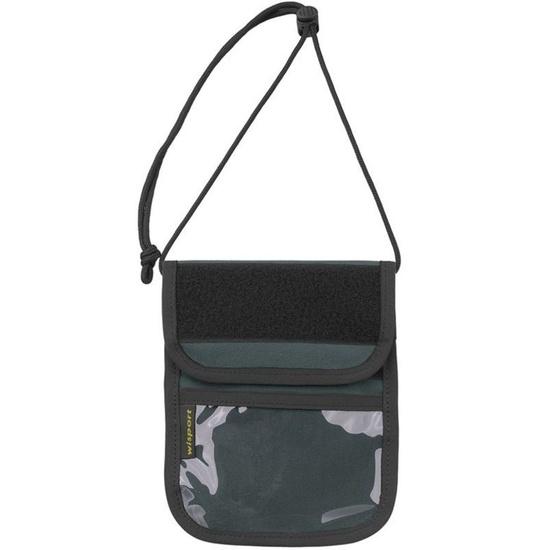 Púzdro na doklady - peňaženka na krk Wisport® Patrol