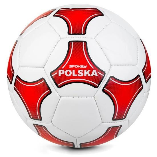 Spokey POLAND 2019 Futbalový lopta veľ. 5