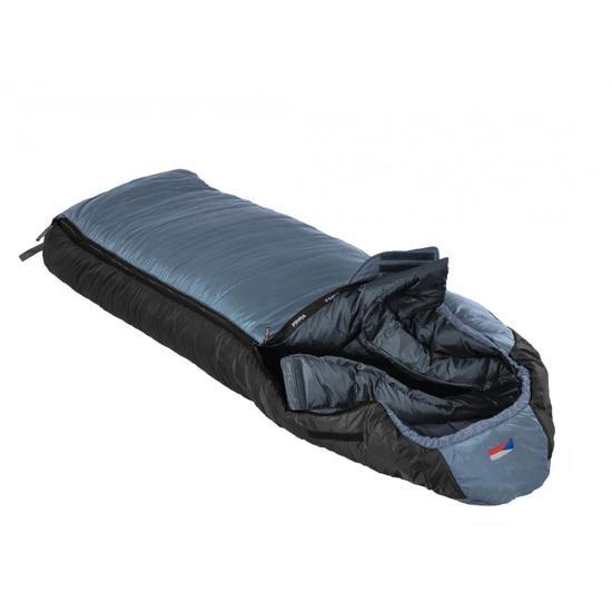 Spacie vrece Prima Manaslu 230 comfortable šedý