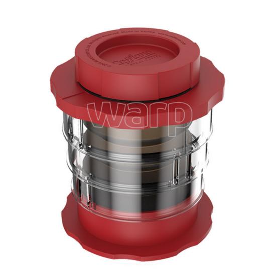 outdoorový kávovar Cafflano Kompact red CAF0004