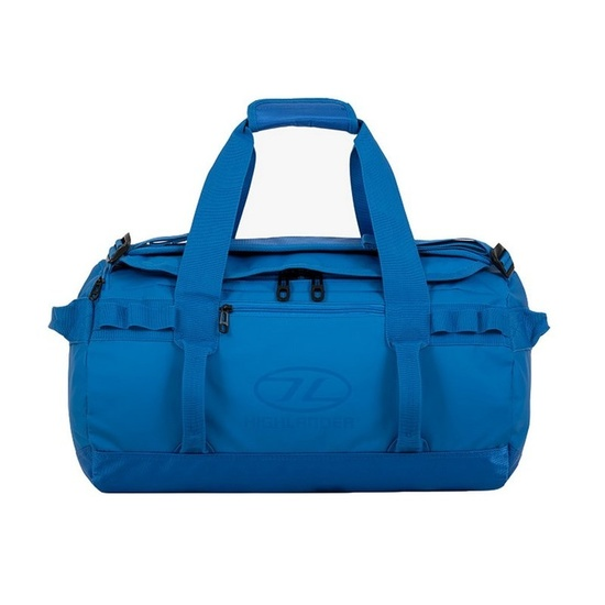 Taška Highlander Storm Kitbag 30 l modrá
